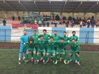 Salihli Belediyespor, tek golle 3 puanı kaptı