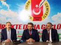 KTO Meclis Başkanı Gülsoy KGC'yi ziyaret etti