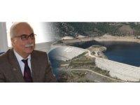 Başkan Atıcı, Milas'taki barajların durumunu değerlendirdi