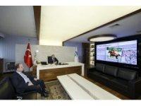 Gençlik ve Spor Bakanlığı Spor Genel Müdürü Baykan, Başkan Çelik ile görüştü