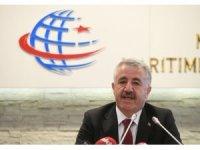"""Bakan Arslan: """"Afrin operasyonu için sivil hava uçuşu önemleri alındı"""""""