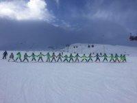SANKO okulları 5. Kayak kampı tamamlandı