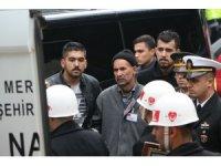 Şehit Jandarma Uzman Çavuş Durmuş Tek, son yolculuğuna uğurlandı