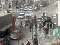 Trafikte tartıştığı kişiyi silahla vurdu