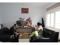 Kızıltepe'de muhtarlara ofis