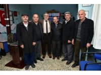 Başkan Bozkurt'tan Tuncer'e hayırlı olsun ziyareti