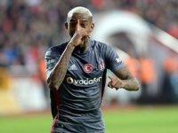 Beşiktaş Talisca'nın gol attığı maçları kaybetmiyor