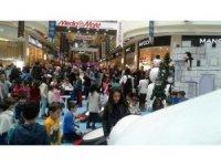 Çocuklar karne hediyesi ve sömestir tatili için Nata Vega Outlet'te