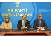 """Milletvekili Özdemir: """"Şartlar bizi bu operasyona mecbur kıldı"""""""