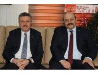 """""""AK Parti ve MHP sahada omuz omuza yürüyecek"""""""