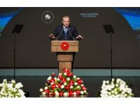 """Cumhurbaşkanı Erdoğan: """"Bizim bir Kızılelma'mız var"""""""