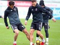 Beşiktaş'ta hazırlıklar başladı