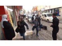 Terör örgütü PKK/PYD'nin taciz ateşine sert karşılık