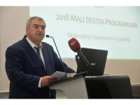 ÇKA Mali Destek Programları Bilgilendirme Toplantısı