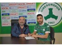 Akın Çorap Giresunspor, Orta saha oyuncusu Hakan Barış'ı renklerine bağladı