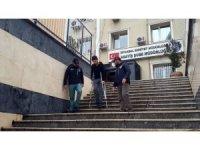 Kağıthane'de polis memurunu yaralayan gaspçı tutuklandı