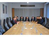 CHP teşkilatlarından iş dünyasına destek