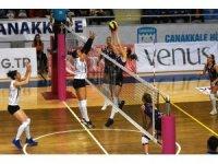 Vestel Venüs Sultanlar Ligi: Çanakkale Belediyespor: 3 - İlbank:0