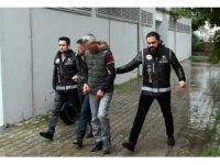 Alanya'da uyuşturucu operasyonuna 2 tutuklama