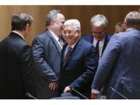 """Abbas: """"Barış için müzakerelere devam etmek istiyoruz"""""""