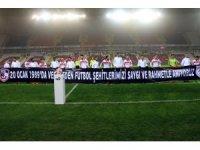 TFF 1. Lig: Gazişehir Gaziantep: 3 - Samsunspor: 0