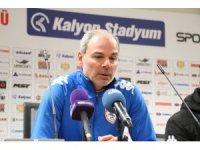 Gazişehir Gaziantep - Samsunspor maçının ardından
