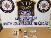 Uyuşturucu operasyonunda bir kişi gözaltına alındı