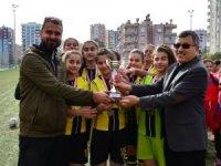 Yıldız Kızlar Futbol İl Birinciliği tamamlandı