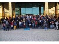 Siirt'te 'Sporla Güçlü Yarınlara' projesi
