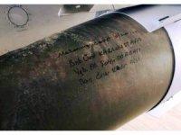 Pilot askerler şehit düşen silah arkadaşlarını unutmadı