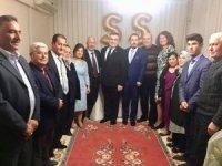 Başkan Kesimoğlu, El Bab gazisine kız istedi