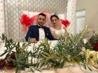 Uzman çavuş evlenirken operasyondaki arkadaşlarını unutmadı