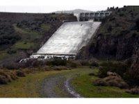 Yağışlar Güzelhisar Barajına yarıyor
