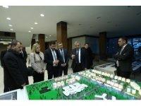 Bölge Hastanesi çevresinde yeni bir ticaret ve yaşam alanı doğuyor