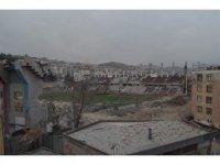 Hüseyin Avni Aker Stadyumu'nun yıkımında sona doğru