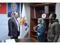 AK Parti Diyarbakır İl Başkanı Serdar Budak: