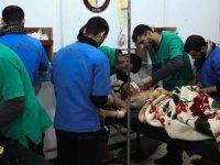 Doğu Guta'dan 700 hastanın tahliye edildiği iddiasına yalanlama