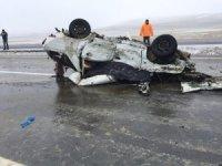 Yozgat'ta trafik kazası: 2 ölü