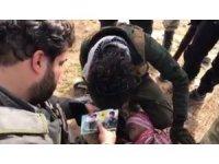 ÖSO, YPG'li teröristleri bir bir teslim alıyor