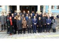 AK Parti Kütahya İl Başkanı Ali Çetinbaş, mazbatasını aldı