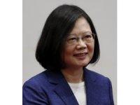 """Tayvan Devlet Başkanı Tsai: """"Çin'in saldırı olasılığını kimse yok sayamaz"""""""