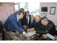 AK Parti milletvekillerinden Yenişehir çıkarması