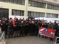 Kamu-Sen ve Türk Eğitim-Sen  Afrin operasyonundaki askerler için dua etti