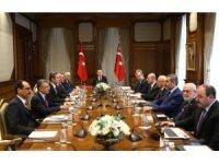 Cumhurbaşkanlığı Külliyesinde Güvenlik Değerlendirme Toplantısı başladı