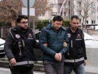 FETÖ tutuklularına bilgi sızdıran gardiyan adliyeye sevk edildi