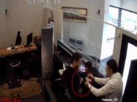 İranlı tırnakçılar kamerada