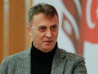 Osmanlıspor'dan Fikret Orman'a destek