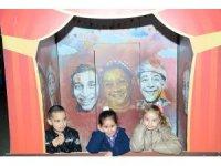 Sevgi Evleri çocukları doyasıya eğlendi