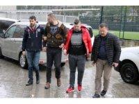 Silahlı saldırıyla ilgili 6 kişi adliyeye sevk edildi