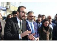 AK Parti İl Başkanı Erkan'dan Afrin Açıklaması